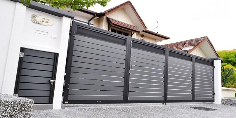 Auto Gate Contractor Klang Auto Gate Company Klang